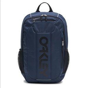 Oakley Blue Backpack